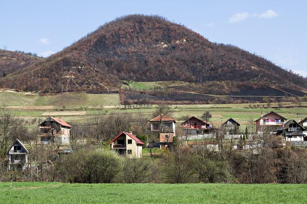 Tzv. pyramída v Bosne