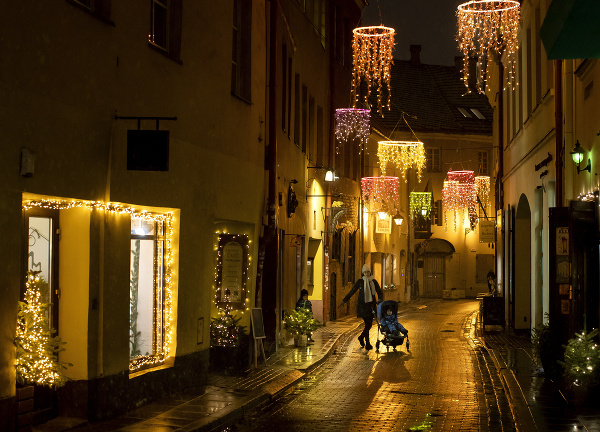 Adventný Vilnius