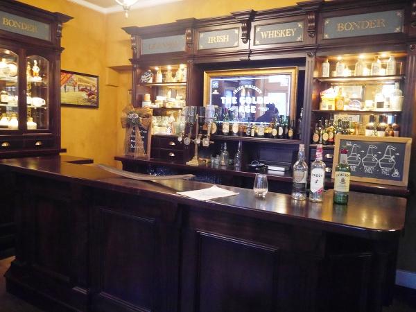 Múzeum whiskey, Dublin
