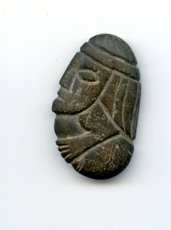 Záhadný kameň s vyobrazenou