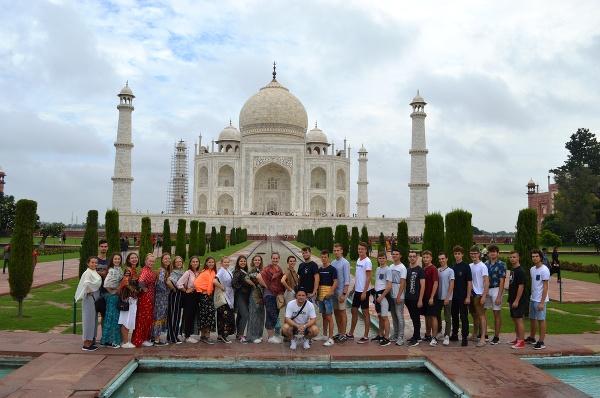 FS Zemplín v Indii