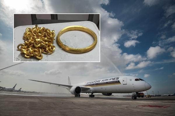 Pašované zlato