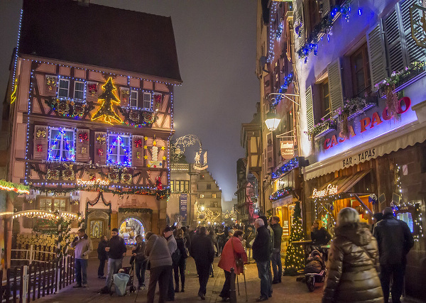 Adventný Colmar