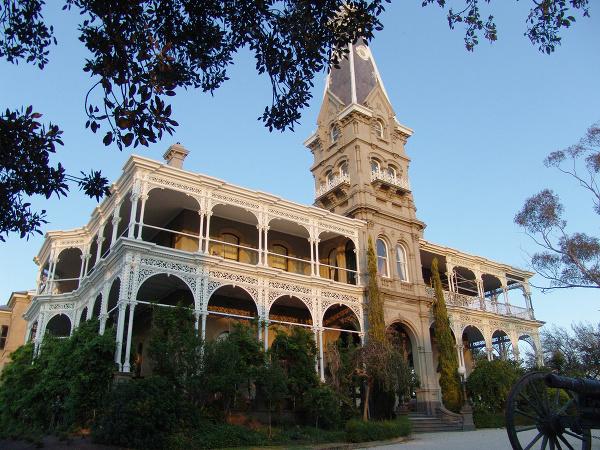 Rupertswood mansion, Sunbury, Victoria,
