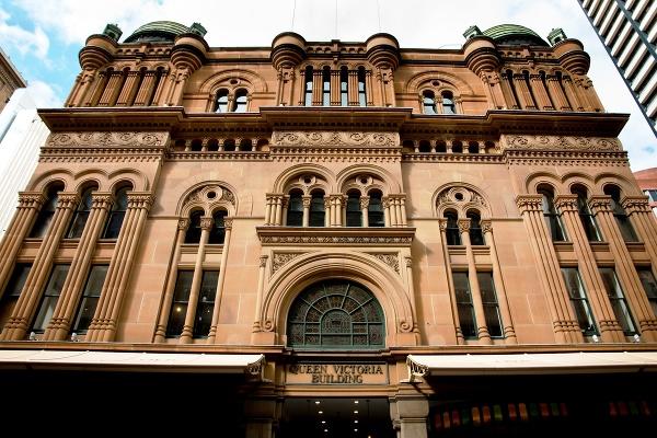 Queen Victoria Building, Sydney,