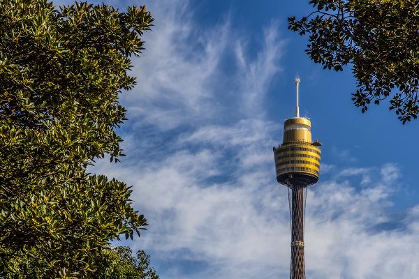 Veža Eye, Sydney, Austrália