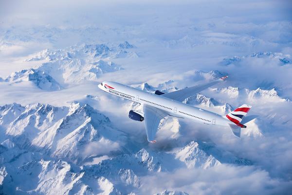 Lietadlo British Airways