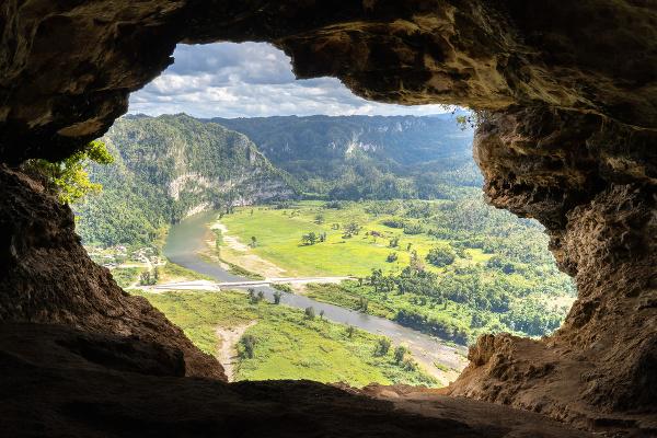 Cueva Ventana v Portoriku
