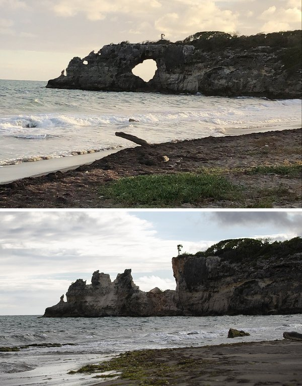 Punta Ventana je minulosťou