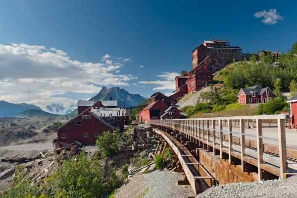 Wrangell-Kluane, USA