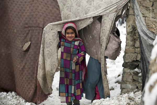 Územie Afganistanu a Pakistanu