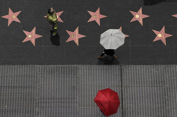 Hollywoodsky chodník slávy
