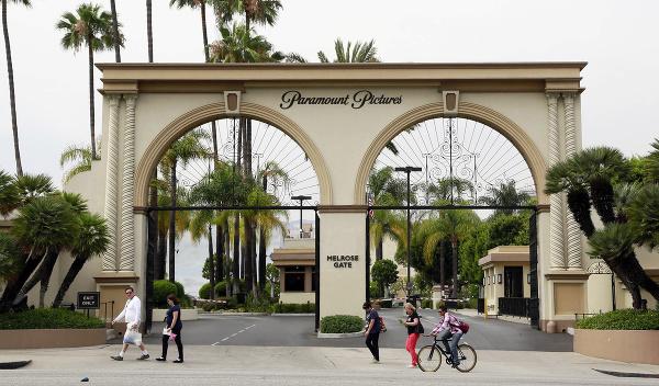 Štúdiá Paramount Pictures v