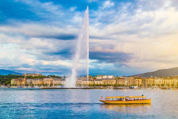 Ženevské jazero