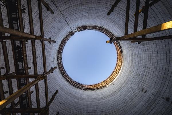 Výbuch černobyľskej elektrárne bol