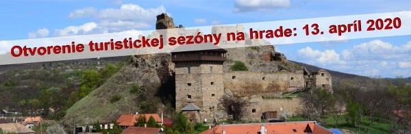 Fiľakovský hrad - smutná