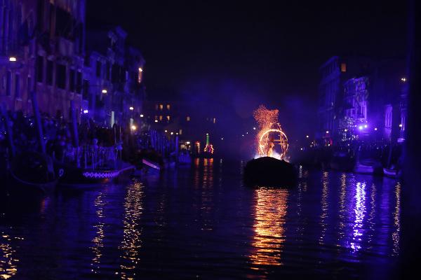 Otvorenie Benátskeho karnevalu