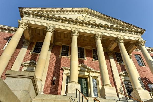 Marylandský štátny dom. Zdroj: