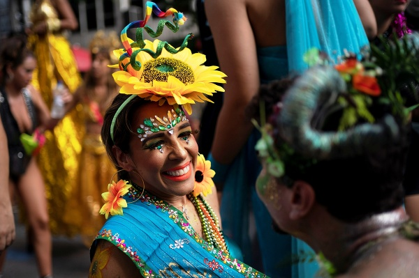 V Brazílii vrcholí slávny