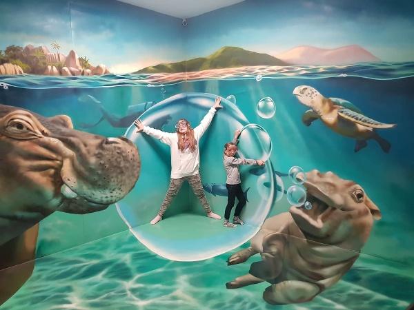 Múzeum optických ilúzií Tripalnd