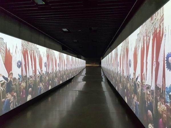 Chodba v Národnom múzeu