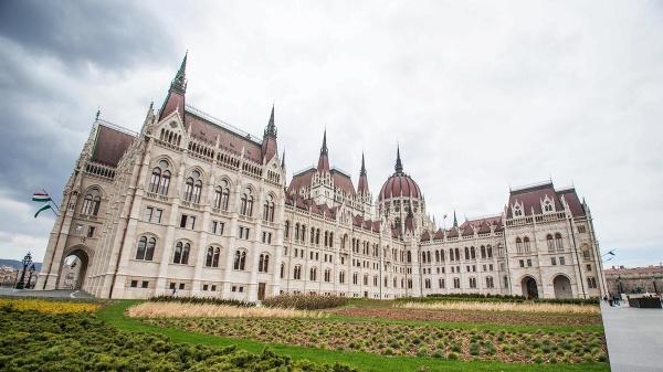 Budapeštiansky parlament