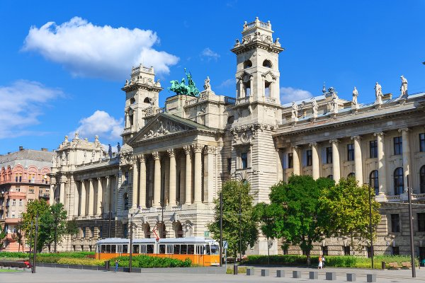 Etnografické múzeum v Budapešti