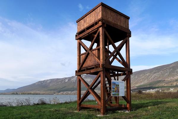Vyhliadkové veže pri Hrhovských