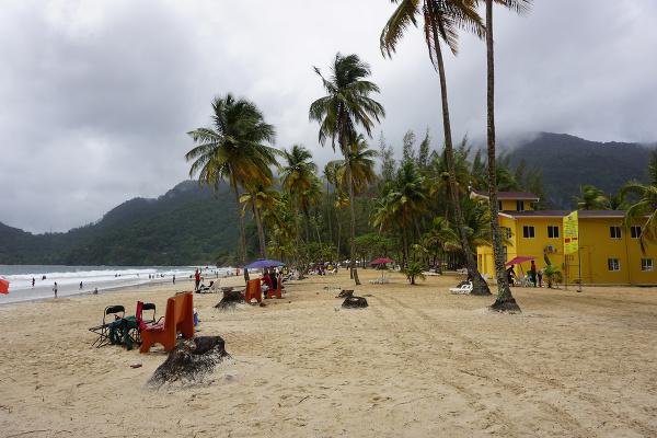 Pláž Maracas
