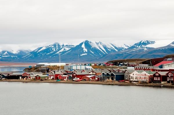 Longyearbyen, Špicbergy