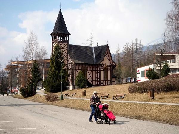 Vyľudnené Tatry