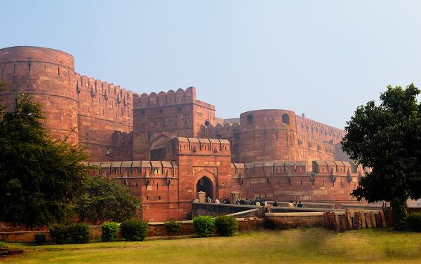 Pevnosť Agra