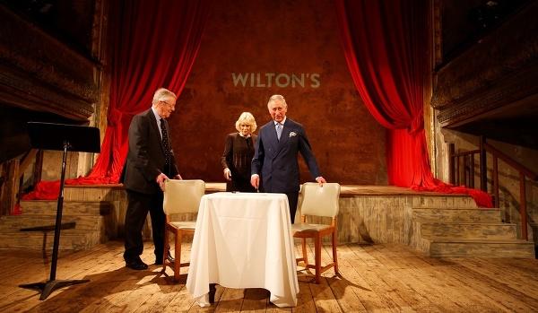 Wiltonova hudobná sála, Londýn,