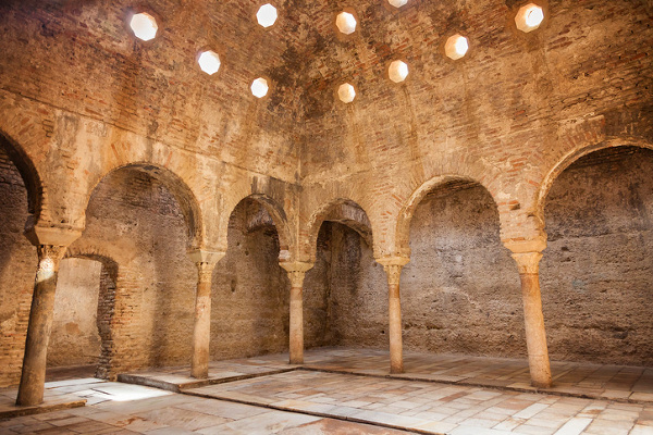 Kúpele Banuelo, Granada