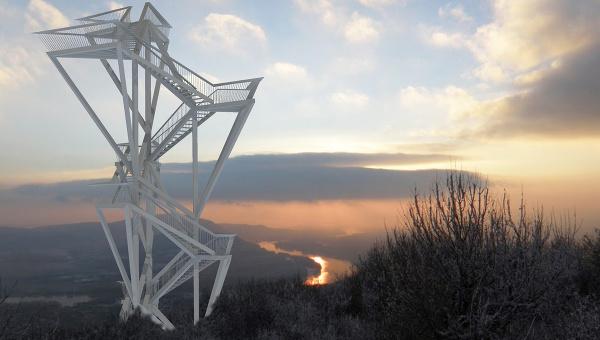 Návrh vyhliadkovej veže v