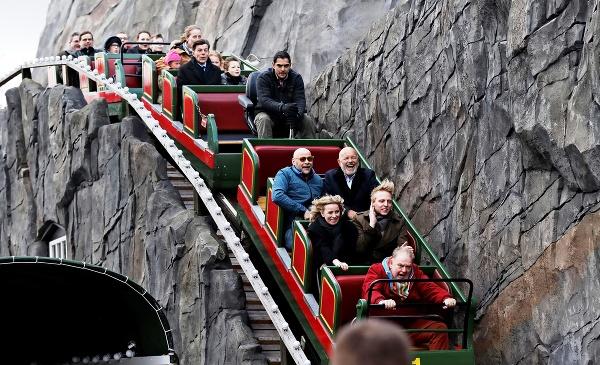 Zábavný park Tivoli