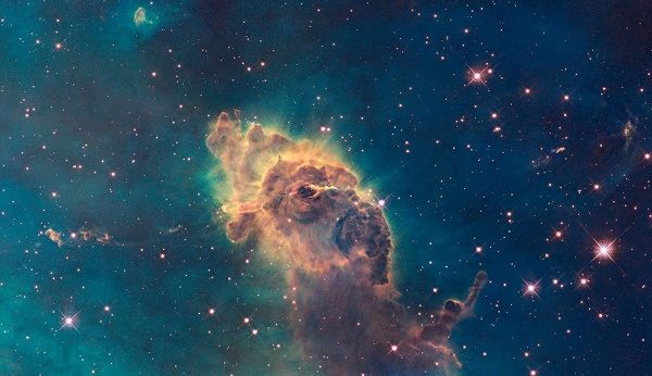 Záber Hubblovho teleskopu