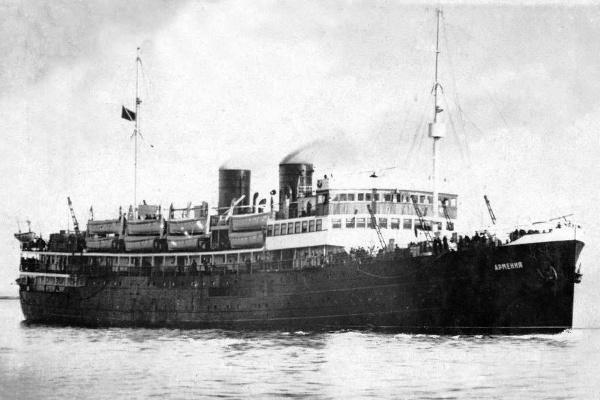 Loď Armenia