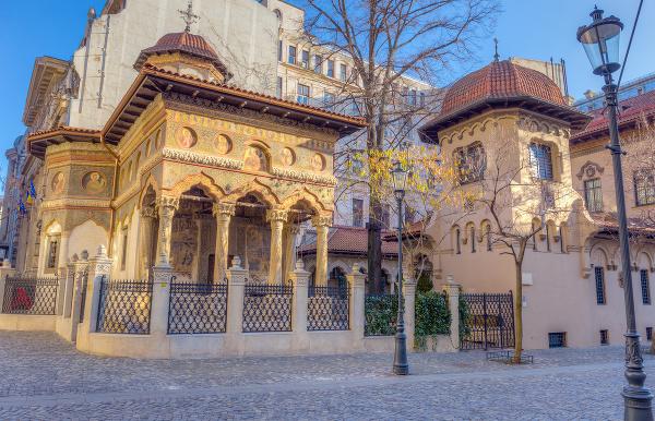 Kostol Stavropoleos