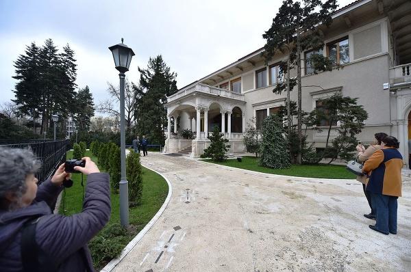 Jarný palác