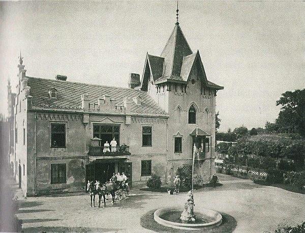 Lanfranconiho vila