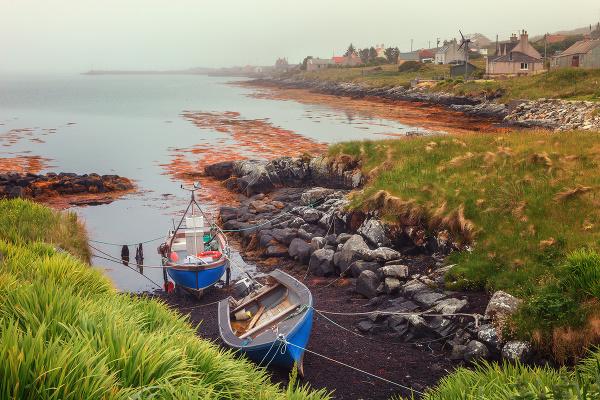 North Uist, Škótsko