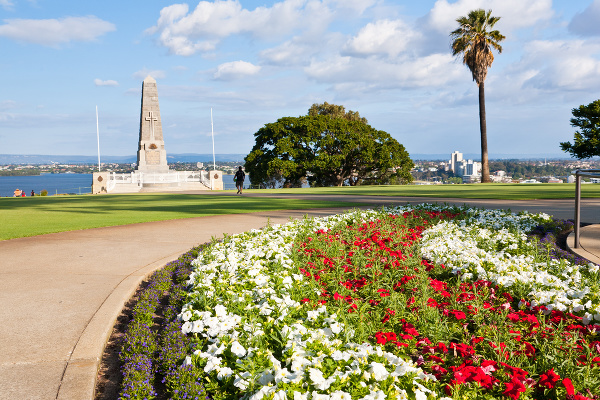 Kráľovský park s botanickou