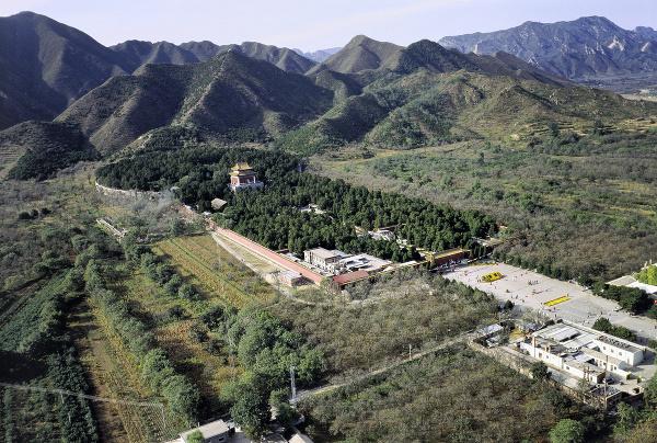 Cisárske hrobky dynastie Ming