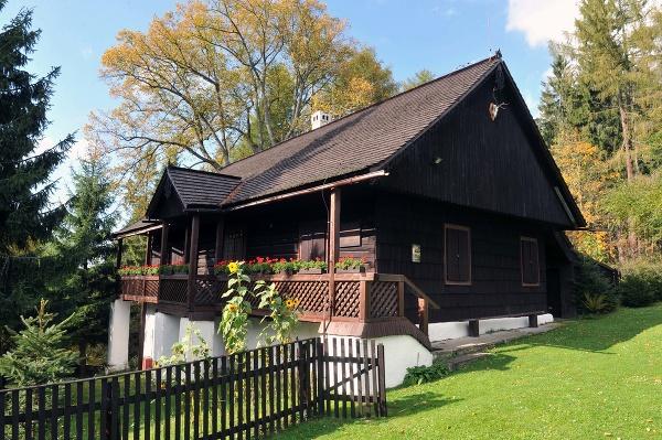 Hviezdoslavova hájovňa, Oravská Polhora