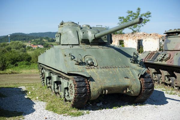 Múzeum vojenskej techniky, Karlovac