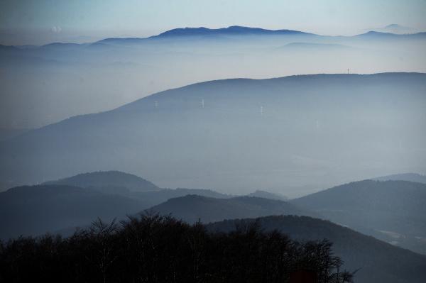 Pohľad smerom na Slovensko
