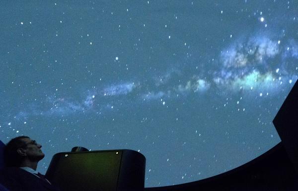 Planetárium Hurbanovo