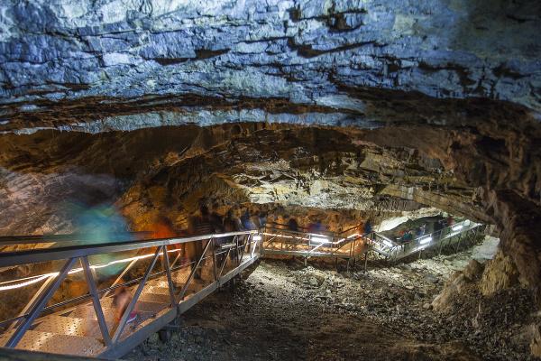 Demänovská ľadová jaskyňa slobody