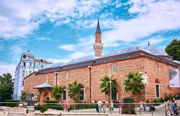 Mešita Džumaja, Plovdiv